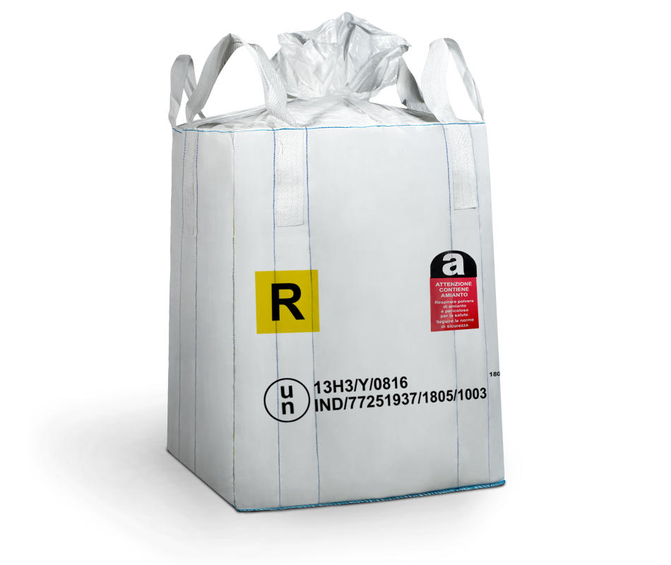 ba10865213 Big bags omologati - Franchi PackFranchi Pack